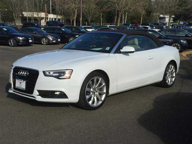 AUDI A For Sale In Bellevue WA WAULFAFHDN - Bellevue audi