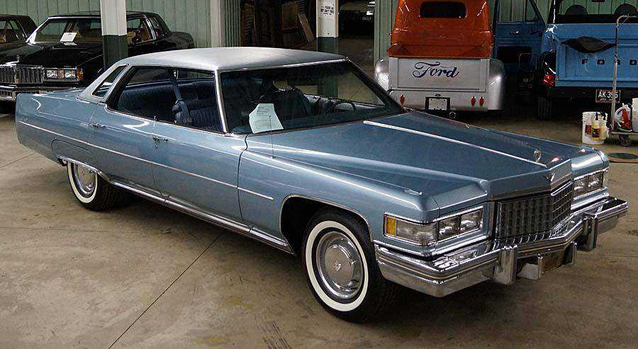 1976 Cadillac Sedan deVille for sale in Canton, OH