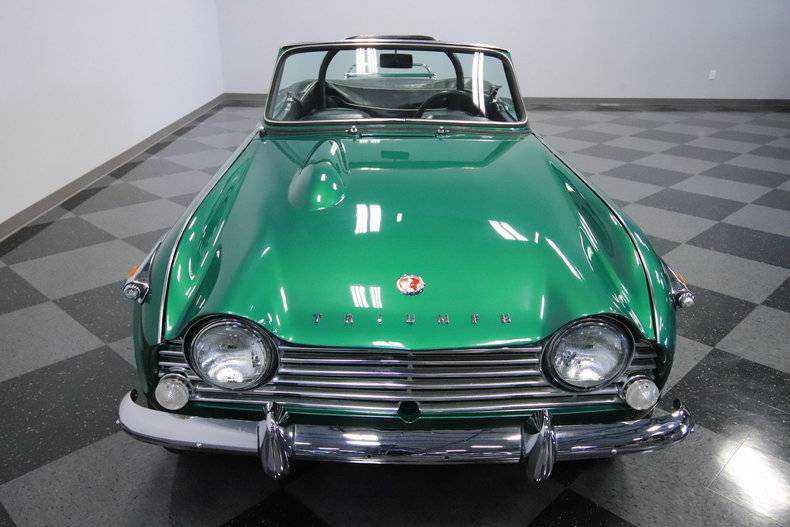1967 Triumph Tr4 For Sale In Mesa Az Ctc74467