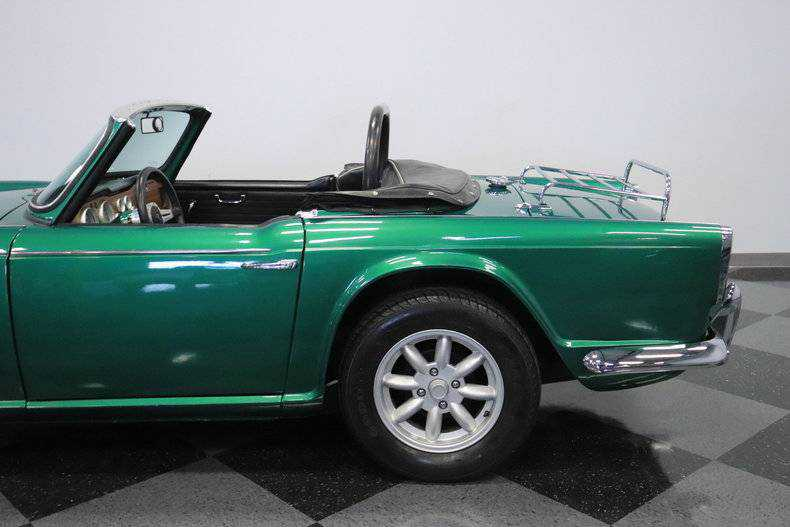 1967 Triumph Tr4 For Sale In Mesa Az Ctc74467
