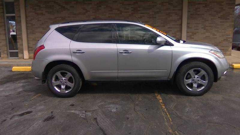 Nissan Murano 2004 $7495.00 incacar.com