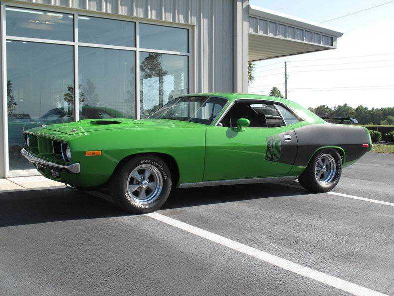 1973 Plymouth Barracuda for sale in Ocala, FL | BH23G3B267568