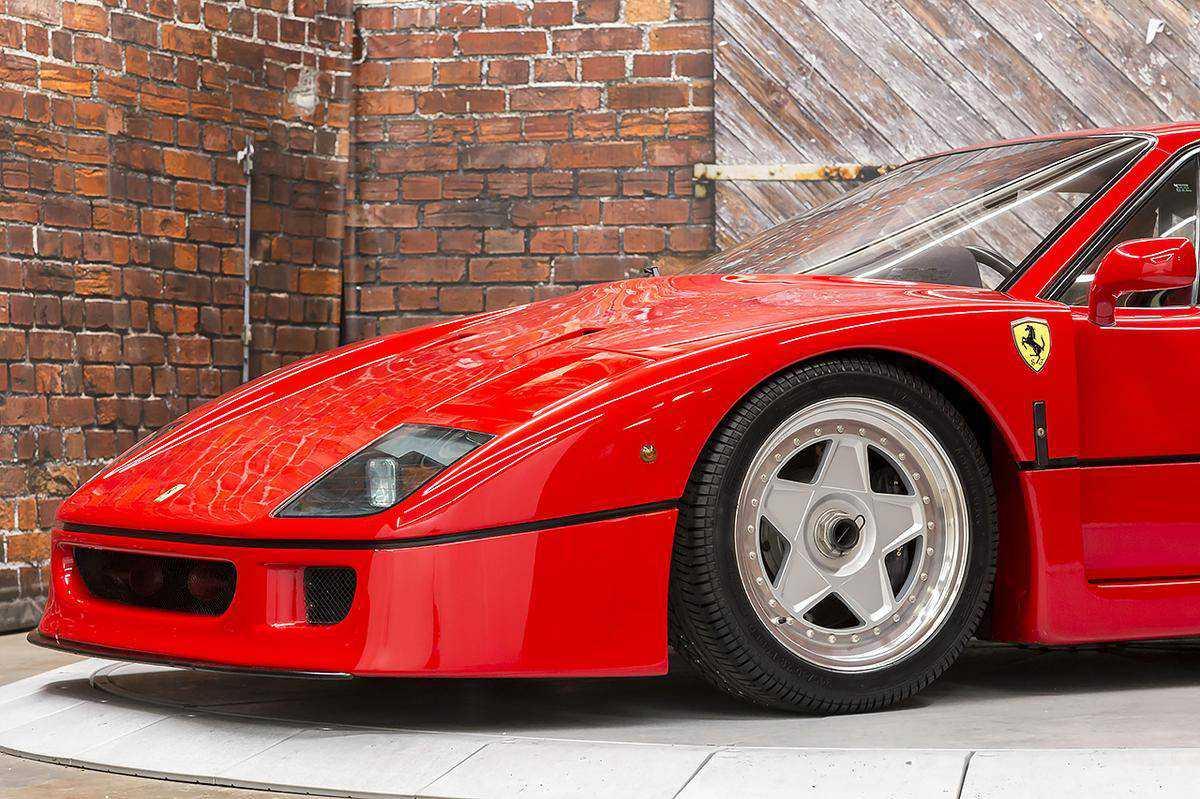 1992 Ferrari F40 for sale in Spring, TX | ZFFGJ34B000094528