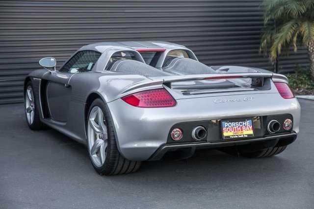 2005 Porsche Carrera Gt For Sale In Hawthorne Ca Wp0ca29815l001288