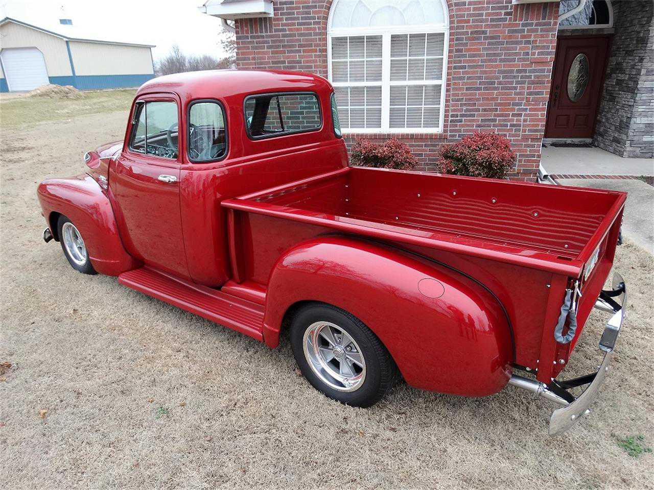 1954 Gmc Pickup For Sale In Truck
