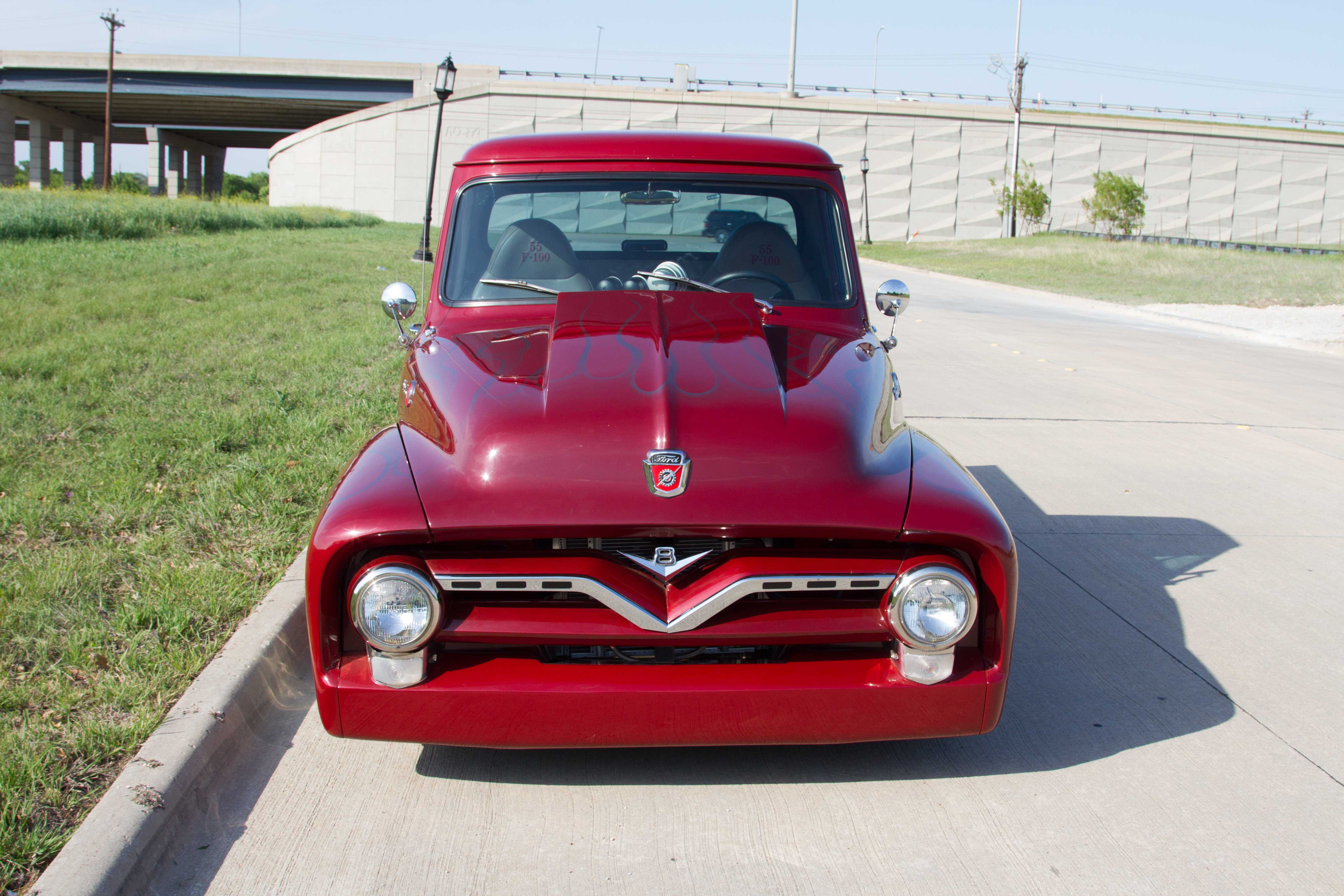 1955 Ford F100 For Sale In Frisco Tx Pick Up Prev