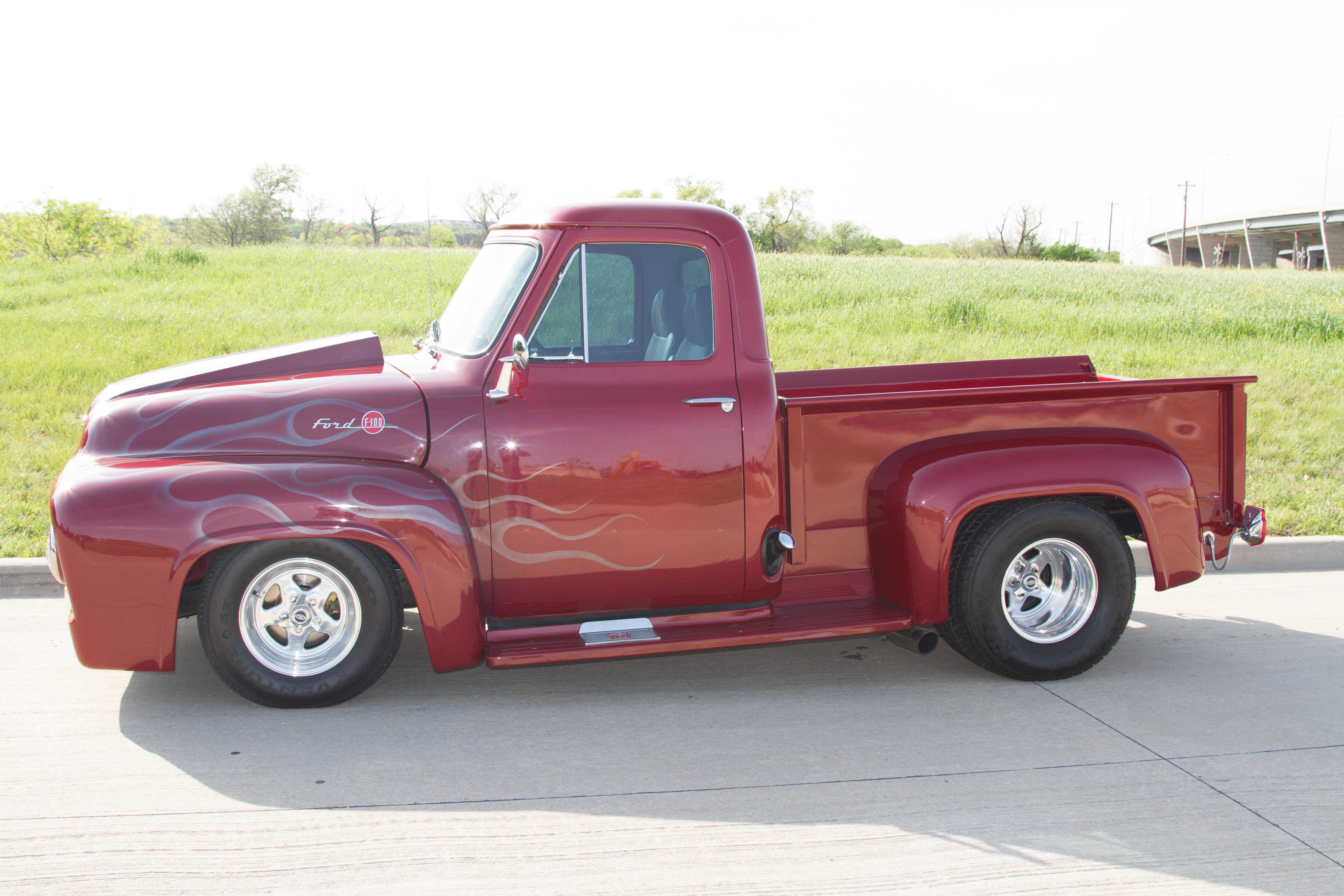 1955 Ford F100 For Sale In Frisco Tx Vin Location
