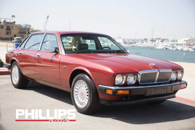 1990 Jaguar XJ Series