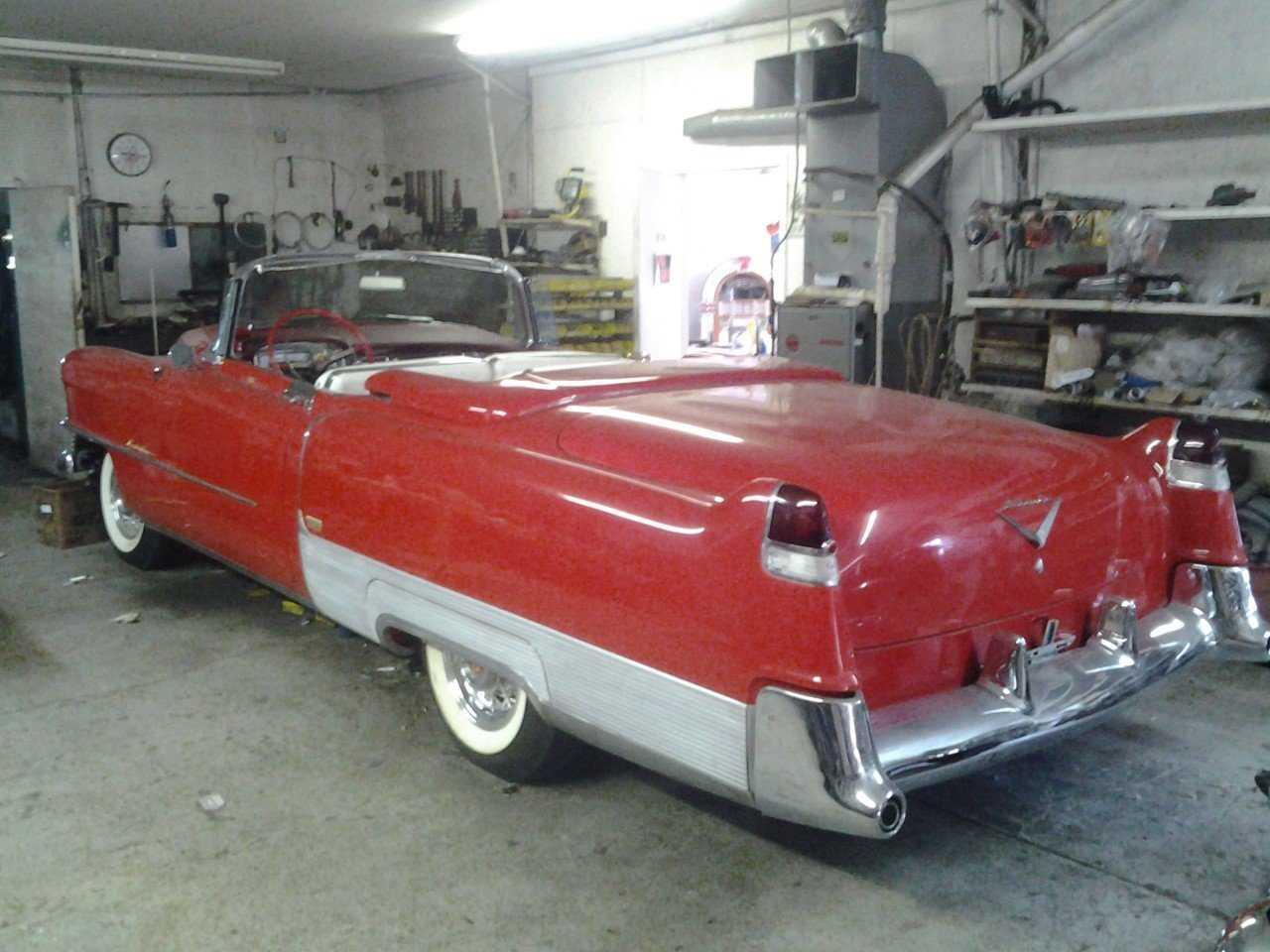 1954 Cadillac Eldorado For Sale In Salem Mo El Dorado