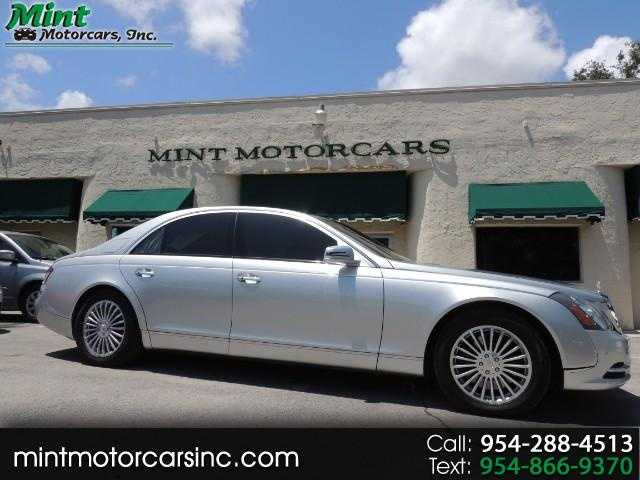 Maybach for sale in hawaii for Mint motors fort lauderdale