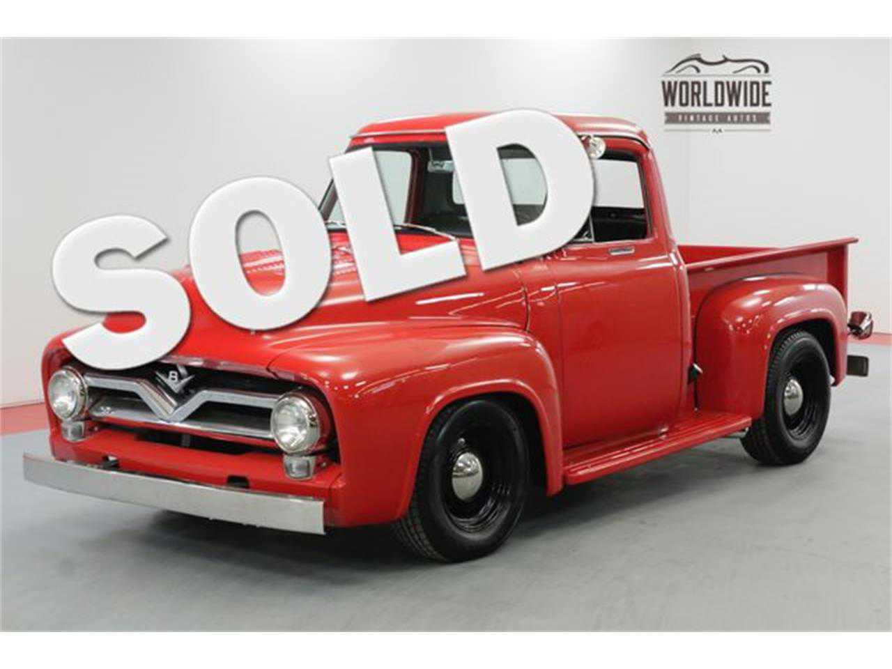 1955 Ford F100 For Sale In Denver Co Ca951069 Red