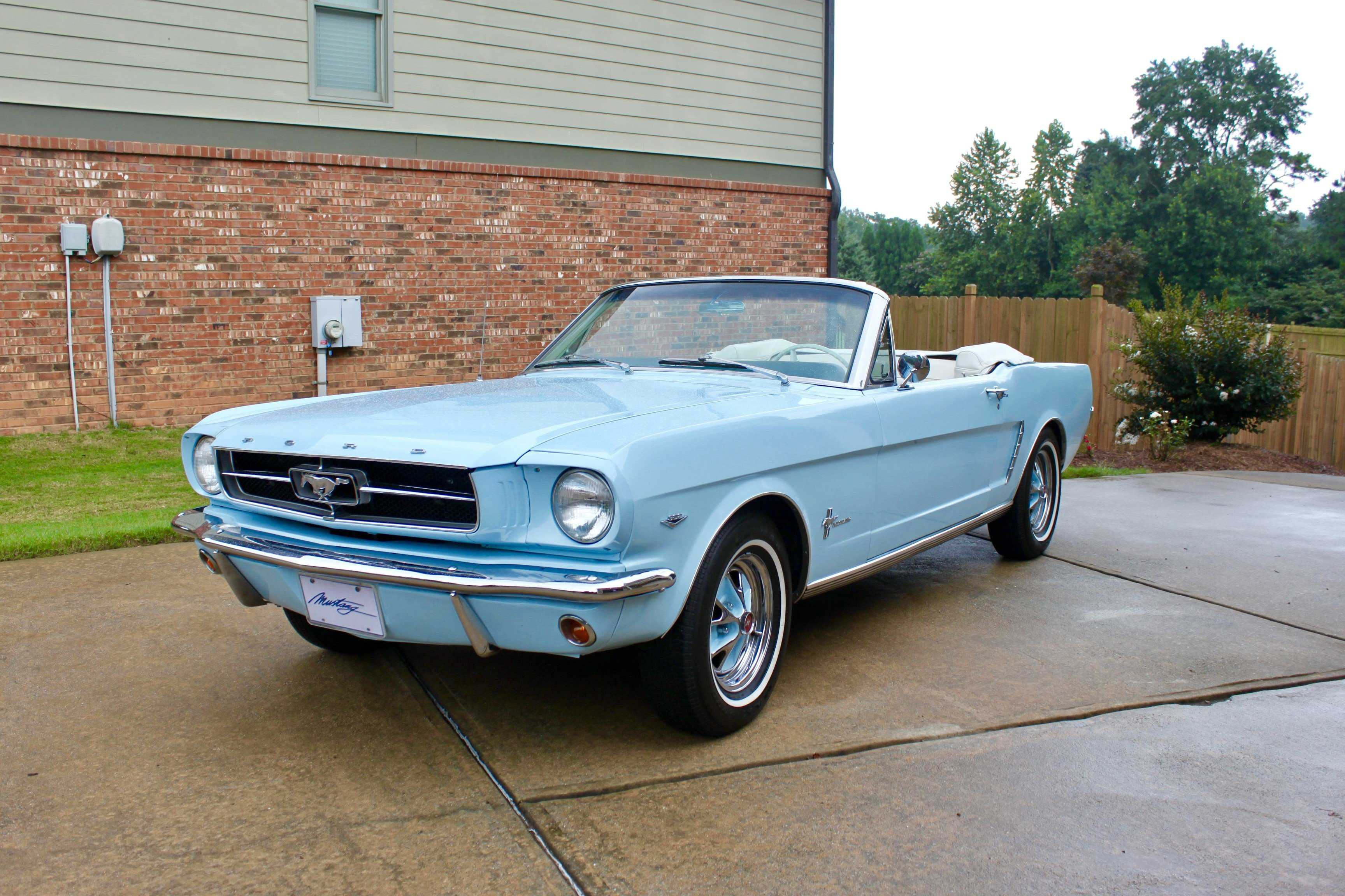 1964 Ford Mustang For Sale In Woodstock Ga 5f08u212857 Convertible Prev