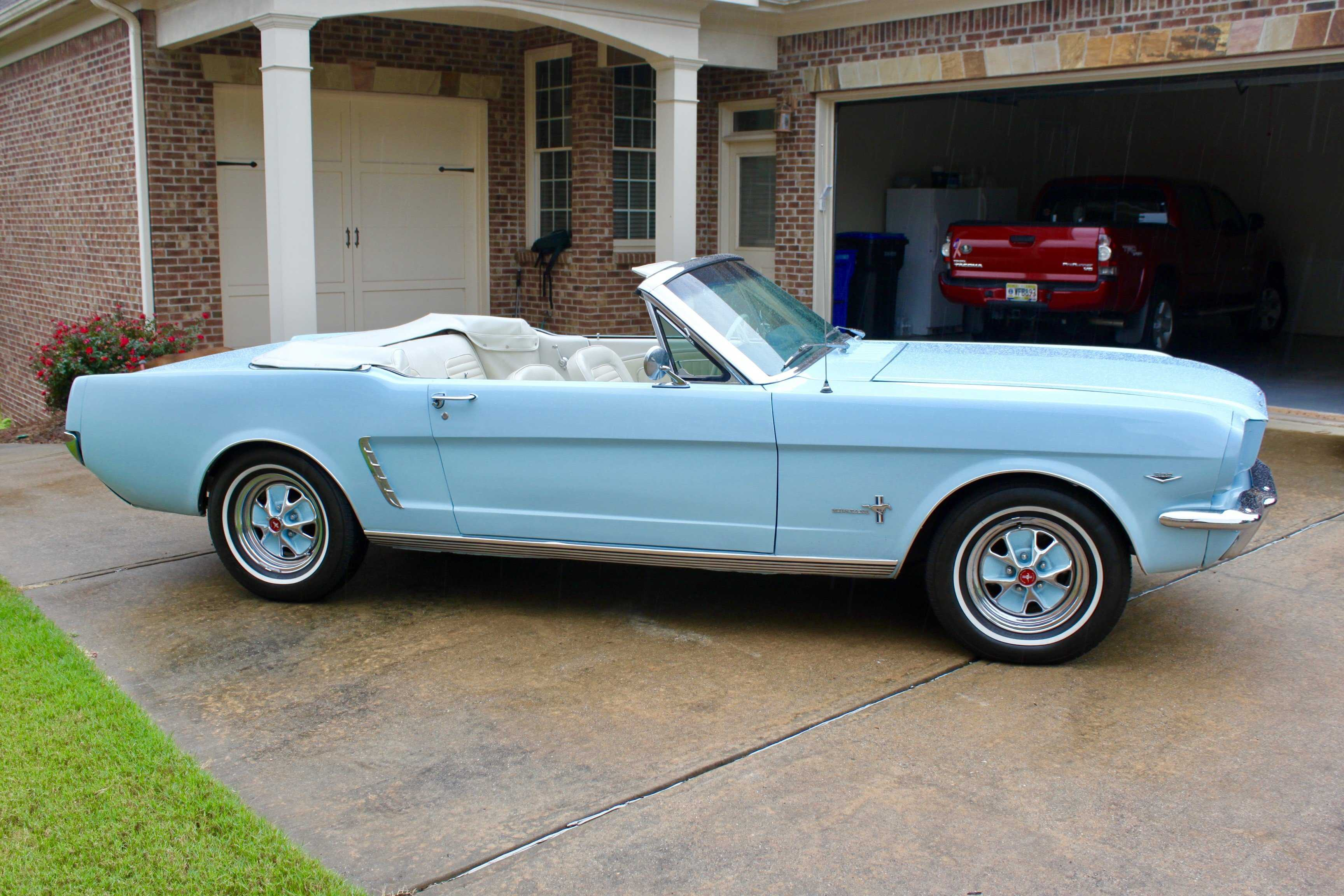 1964 Ford Mustang For Sale In Woodstock Ga 5f08u212857 Convertible