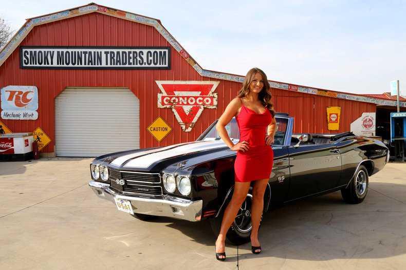 Smoky Mountain Chevrolet >> 1970 Chevrolet Chevelle For Sale In Lenoir City Tn