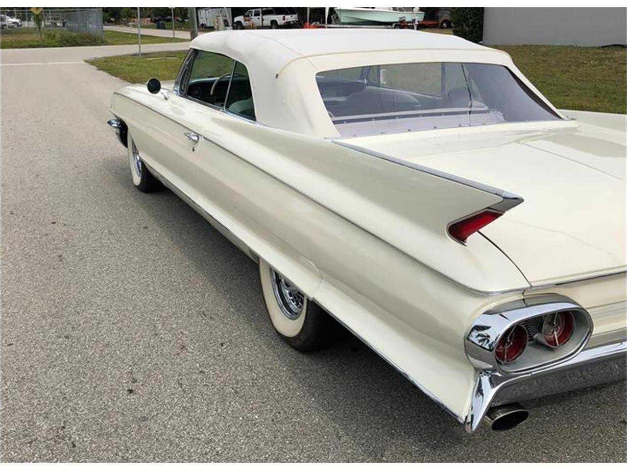 1961 Cadillac Eldorado Biarritz For Sale In 61e119227 El Dorado Prev