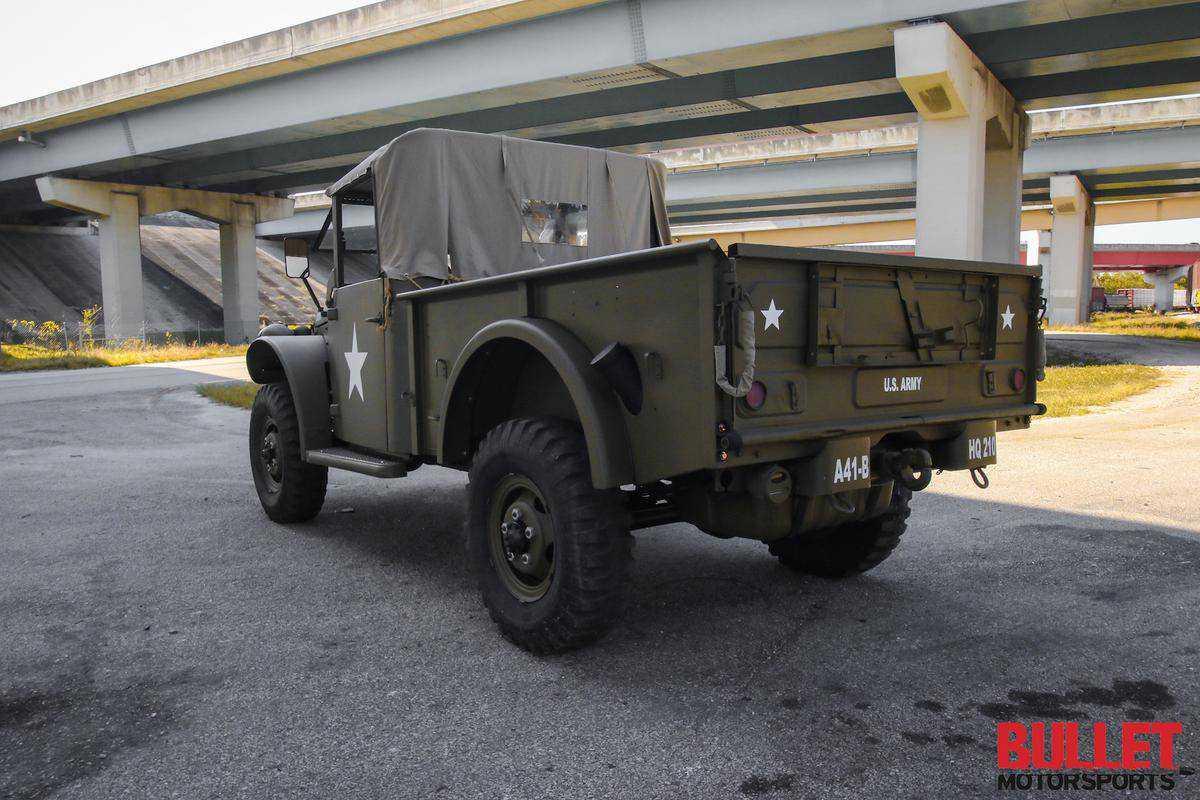 1952 Dodge M37 for sale in Fort Lauderdale, FL |