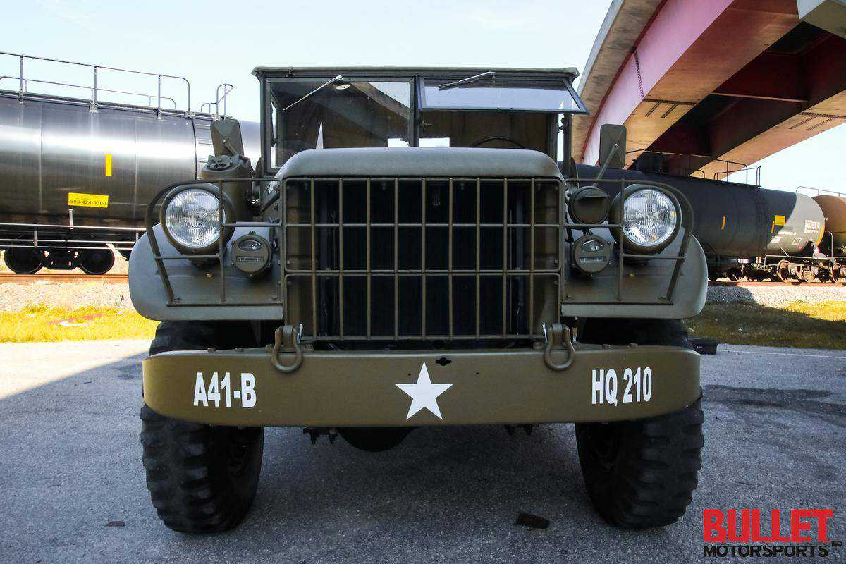 1952 Dodge M37 For Sale In Fort Lauderdale Fl Truck Wiring Harness Prev