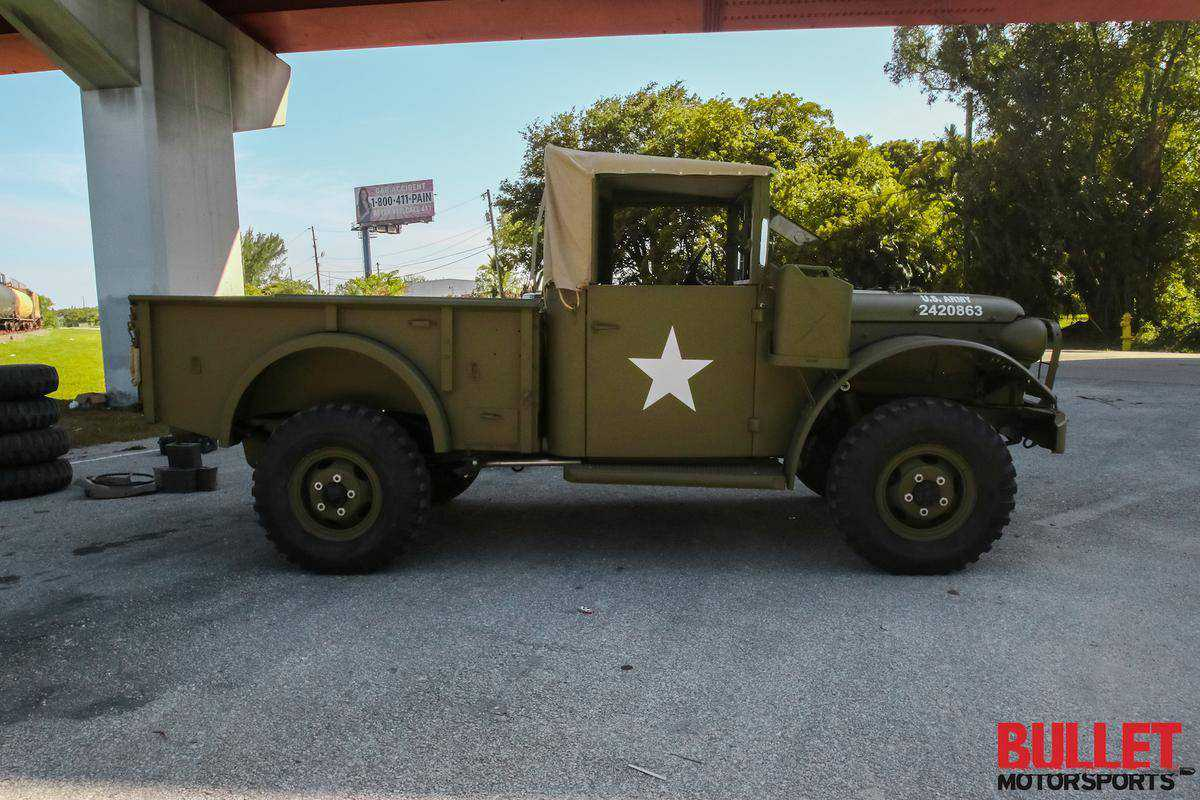 1952 Dodge M37 For Sale In Fort Lauderdale Fl Truck Wiring Harness