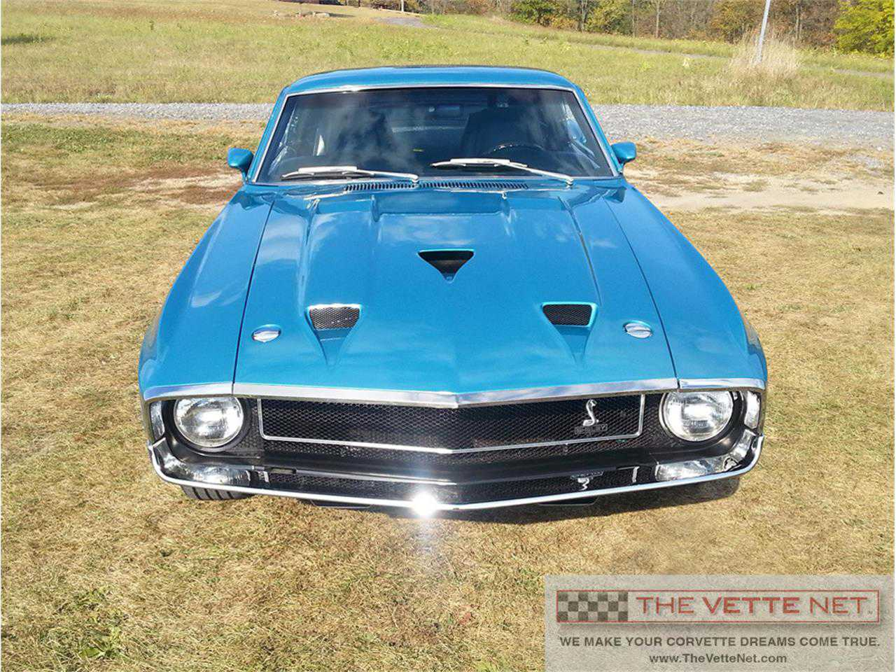 1969 Ford Mustang Shelby Gt500 For Sale In Sarasota Fl 9f02r480223