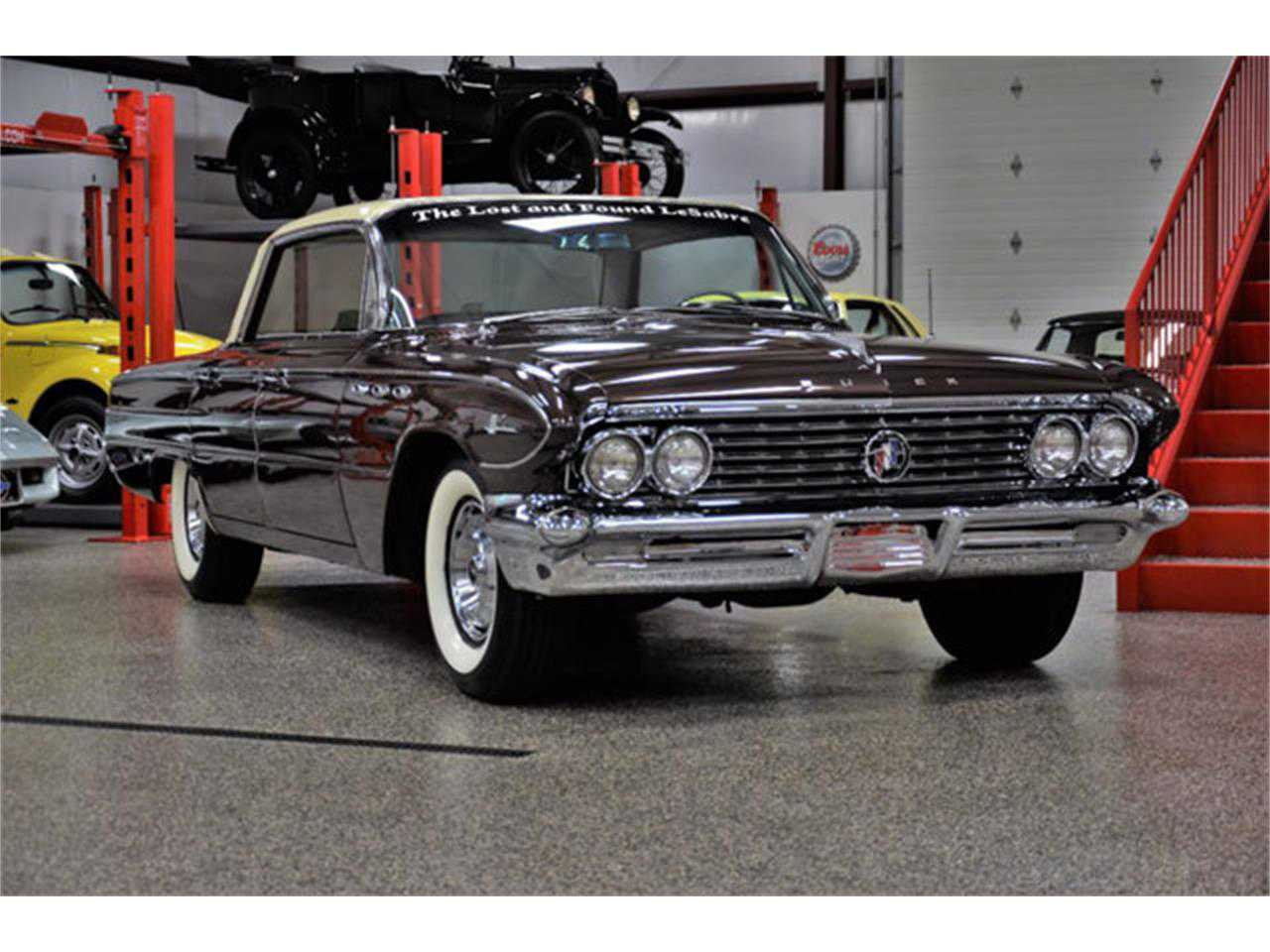 1961 Buick Lesabre For Sale In Plainfield Il 4h1029100 Electra Convertible