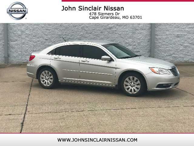 Chrysler 200 2012 $4121.00 incacar.com