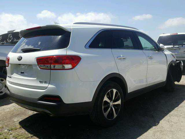 2017 Kia Sorento Ex For Sale In West Palm Beach Fl 5xyph4a59hg316849 Trailer Wiring Harness