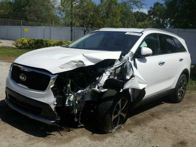 2017 Kia Sorento Ex For Sale In West Palm Beach Fl 5xyph4a59hg316849 Trailer Wiring Harness