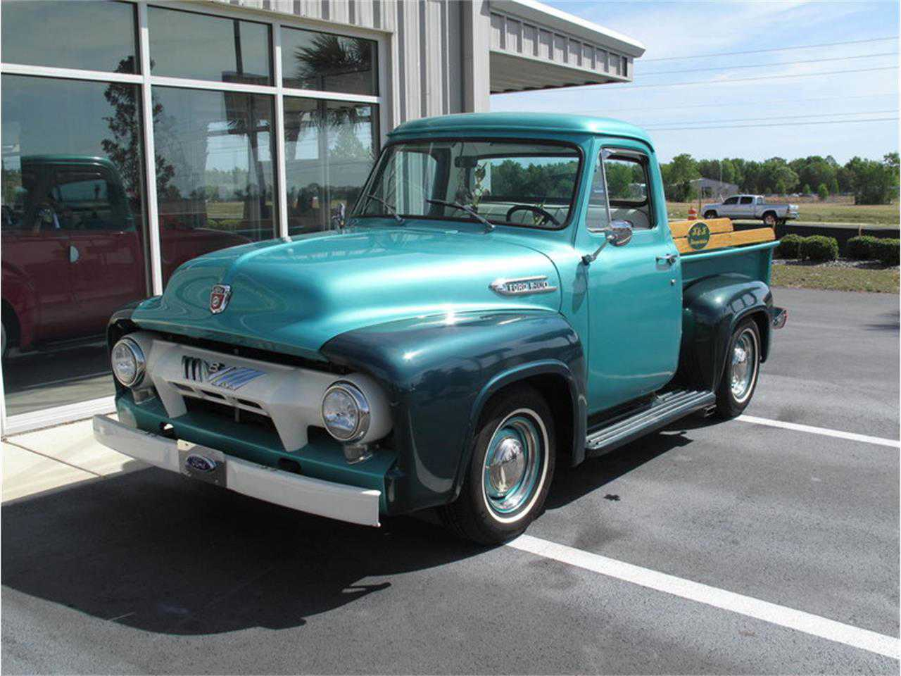 1954 Ford F100 For Sale In Ocala Fl F10d4l20062 Truck