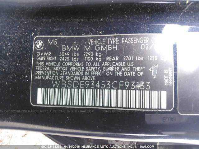 2003 BMW M5 for sale in North Miami Beach, FL |