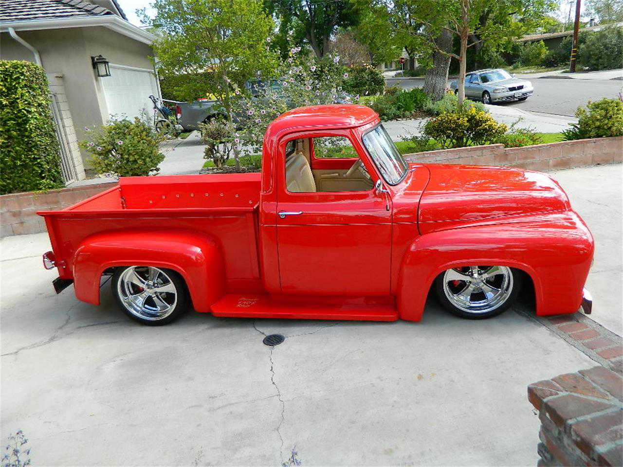 1954 Ford F100 For Sale In Orange Ca Cars