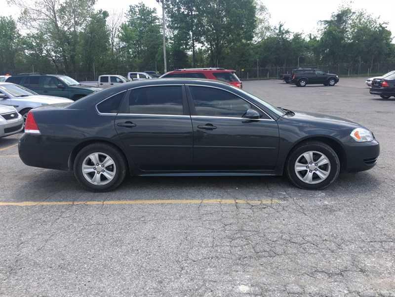 Chevrolet Impala 2013 $4500.00 incacar.com