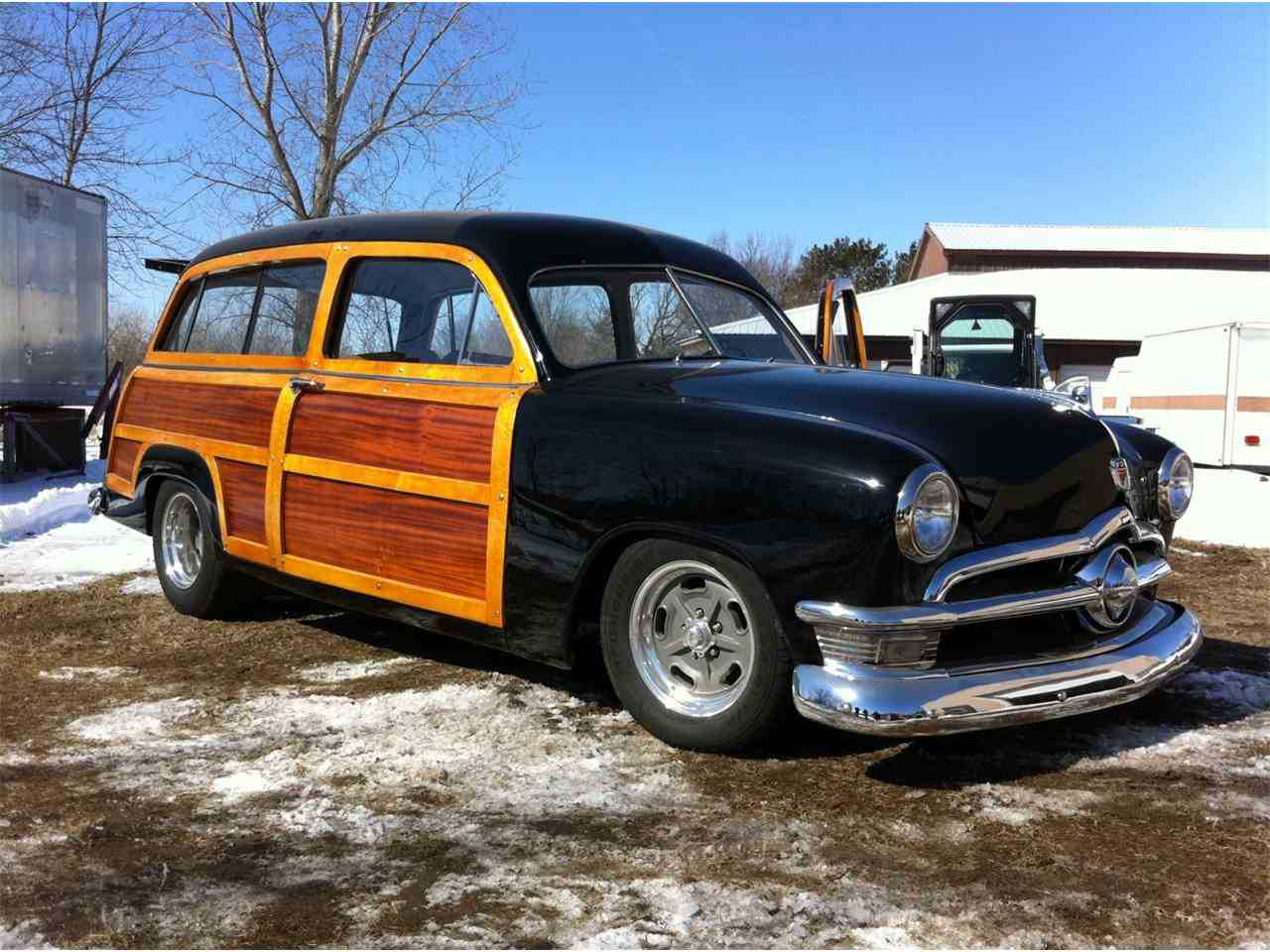 Ford Country Squire For Sale 1954 Station Wagon 1950