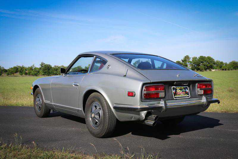 1972 Datsun 240Z for sale in Fredericksburg, TX |