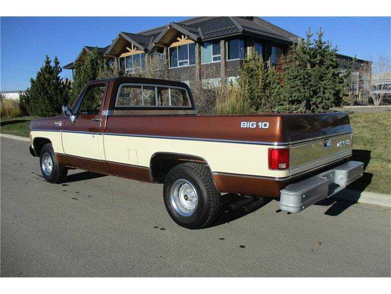 1980 chevrolet c10 for sale in holliston ma ccl44a1186922 Chevrolet C10 Custom 1980 chevrolet c10