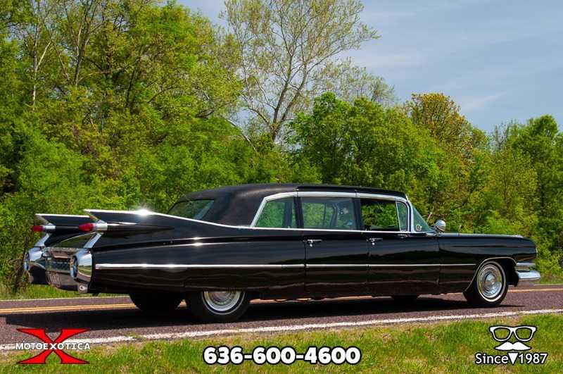 1959 Cadillac Fleetwood Series 75 Limousine for sale in St ...