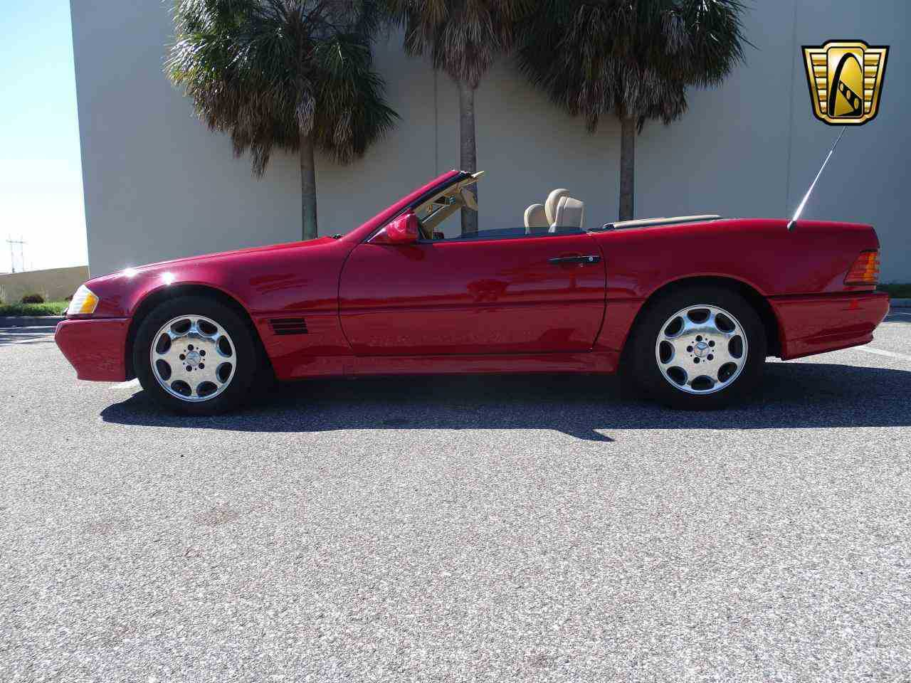 1995 mercedes sl500 msrp