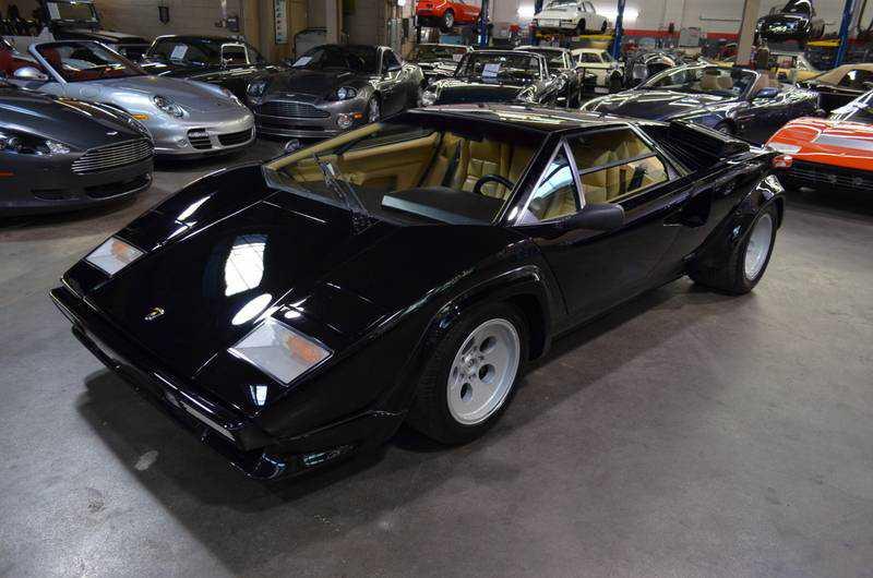1986 Lamborghini Countach For Sale In Huntington Station Ny