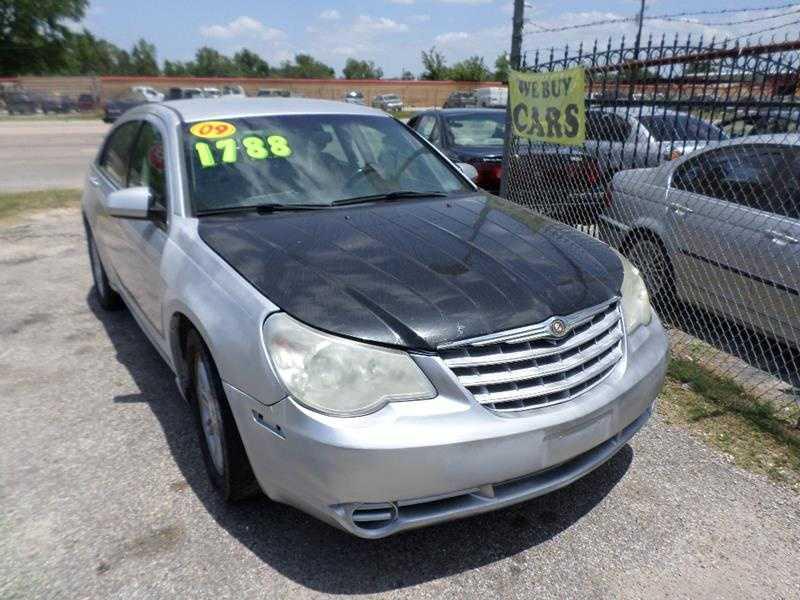 Chrysler Sebring 2009 $1099.00 incacar.com