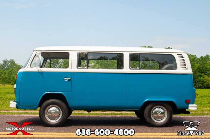 1977 volkswagen bus for sale in st louis mo