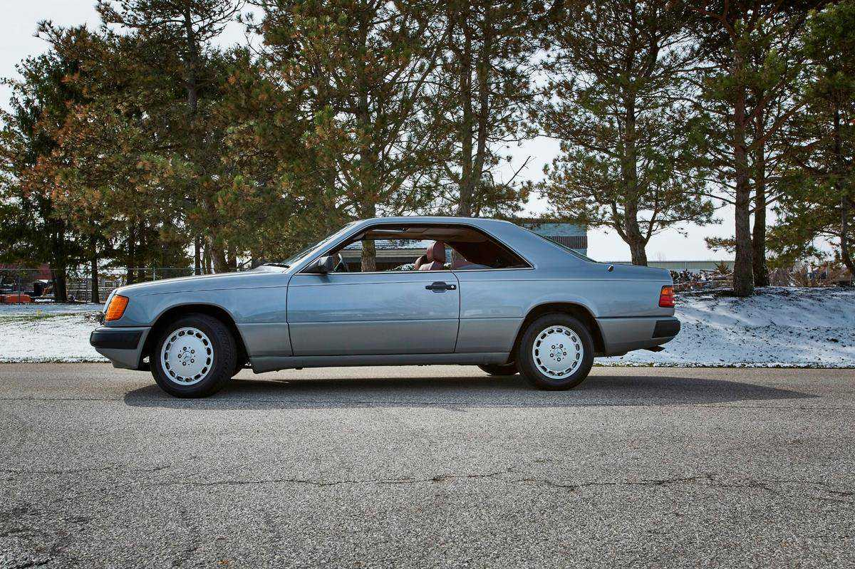 1988 Mercedes-Benz 300CE for sale in San Francisco, CA |