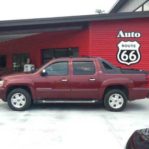 Chevrolet Avalanche 2008 $15995.00 incacar.com