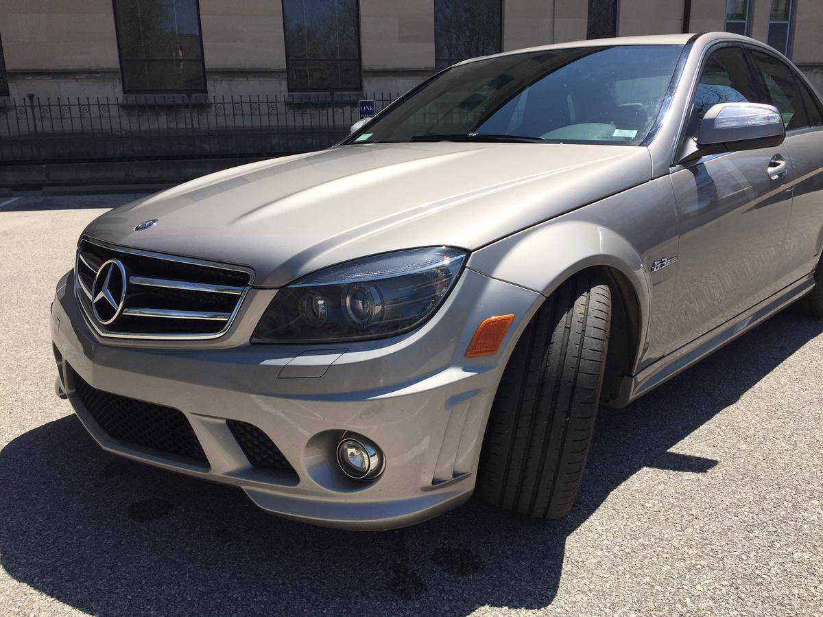 2008 Mercedes Benz C63 Amg For Sale In San Francisco Ca