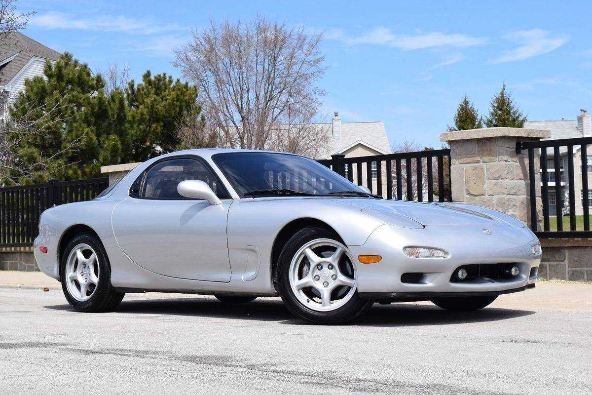 1993 Mazda Rx7 For Sale In San Francisco Ca Jm1fd3310p0205915 1992 Engine