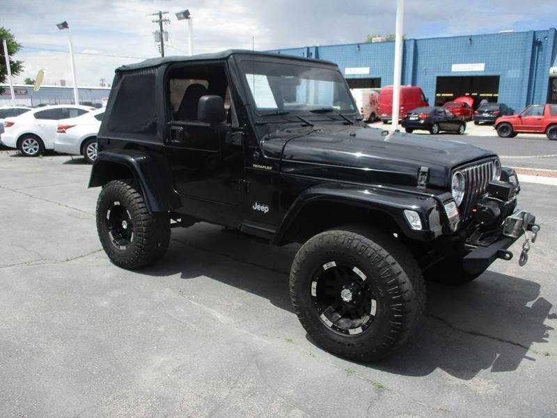 Jeep Wrangler 1999 $7995.00 incacar.com
