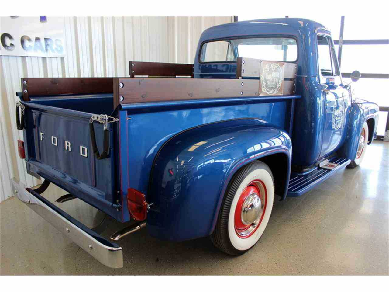 1955 Ford F100 For Sale In Fort Worth Tx Side