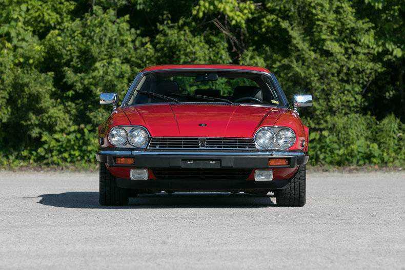 1989 Jaguar Xjs For Sale In St Charles Mo Sajna5849kc156855