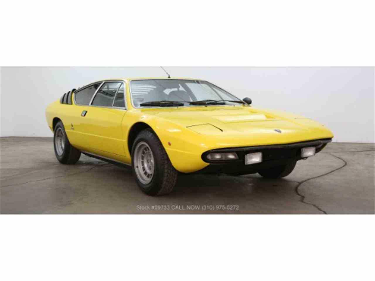 1973 Lamborghini Urraco P250 For Sale In Beverly Hills Ca