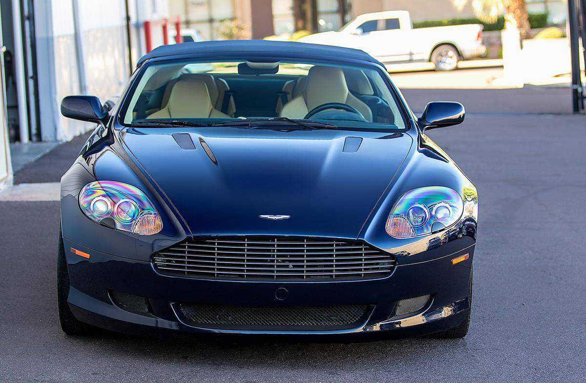 Aston Martin DB For Sale In San Francisco CA SCFADAGB - 2006 aston martin db9 for sale