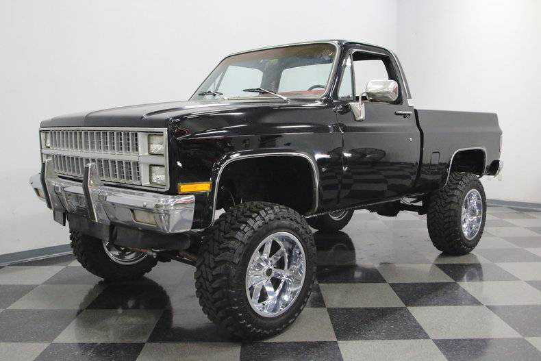 Fabulous 1982 Chevrolet K10 For Sale In La Vergne Tn 1Geck14H6Cf364723 Caraccident5 Cool Chair Designs And Ideas Caraccident5Info
