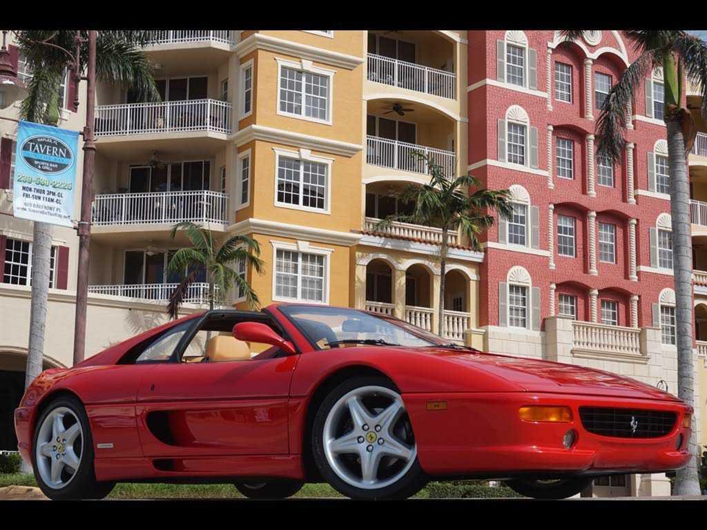 Ferrari f355 for sale for Black horse motors naples fl